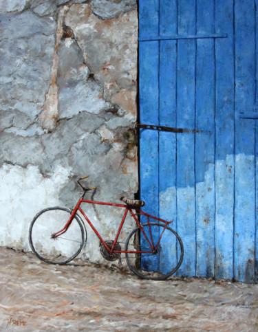 La vieille bicyclette