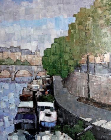 Quais de Seine au Printemps