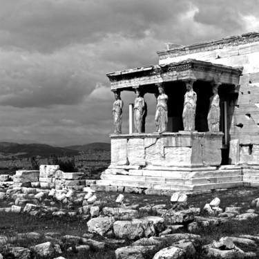 Cariatides - Athènes l'Acropole
